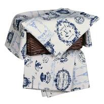 Provence törlőruha, 45 x 70 cm, 3 db-os szett