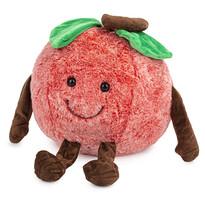 Jucărie din pluș Măr, 55 cm