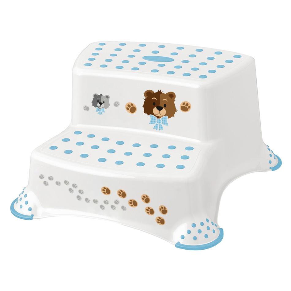 Banquet 4kids Dětská stolička Bears 2 patra, 40 x 37 x 21 cm