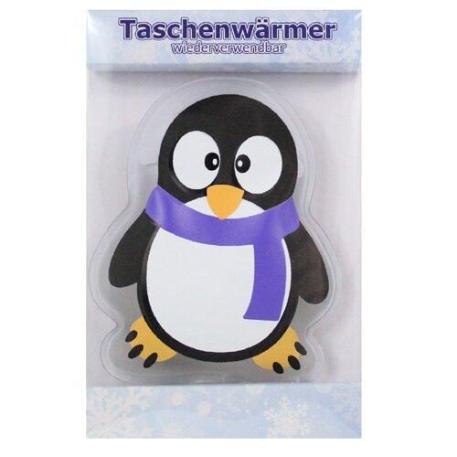 Hřejivý gelový polštářek Penguin