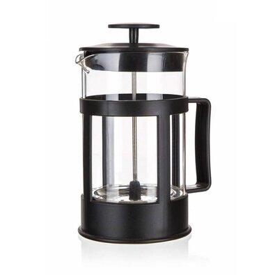Cană de sticlă cafea Banquet Clara 1 l