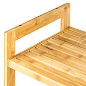 Botník 3 patra, bambusový