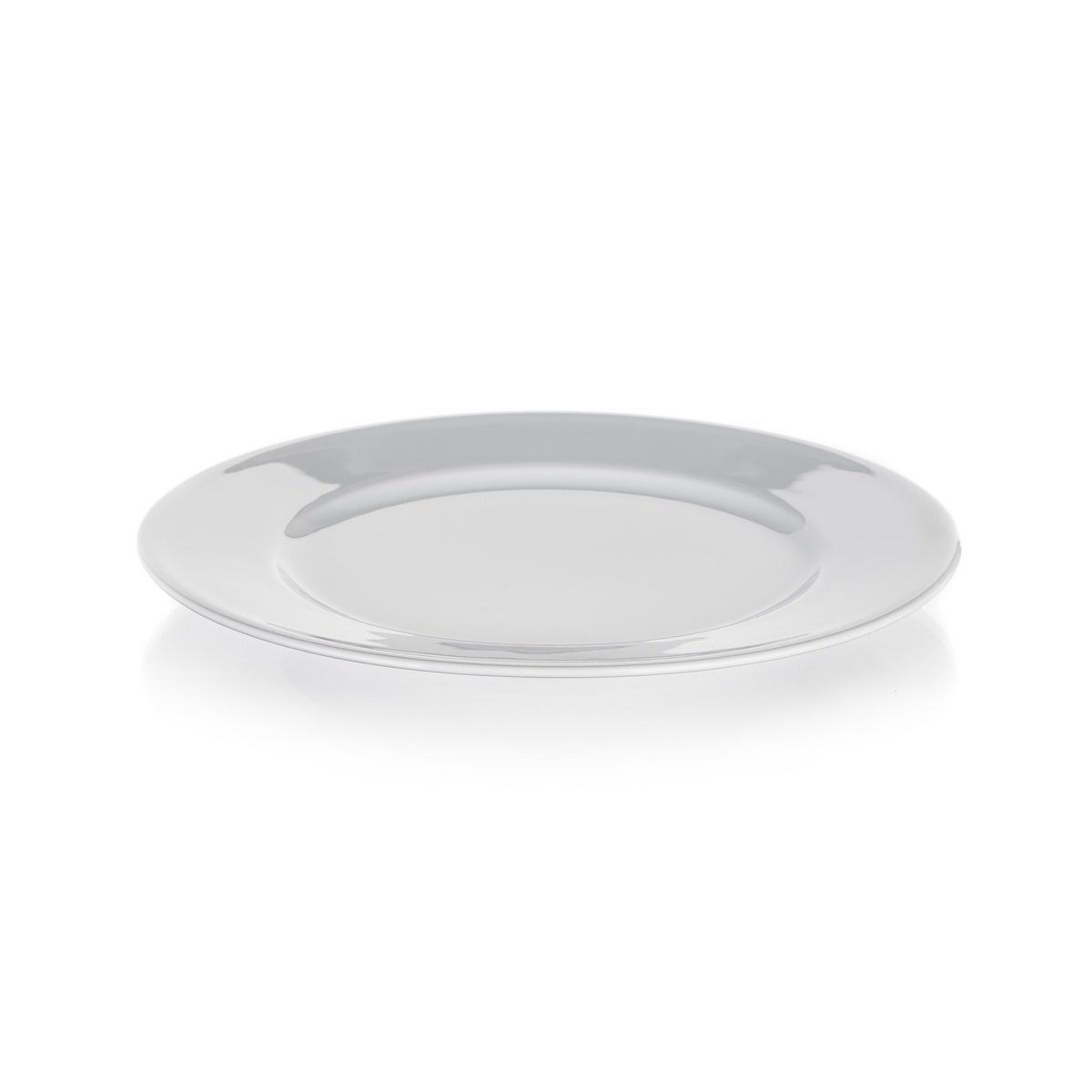 Banquet Talíř porcelánový dezertní RITA 18,5 cm, 6 ks, bílá