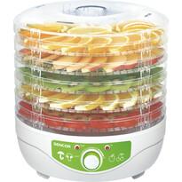 Sencor SFD 790WH suszarka do żywności z regulacją temperatury, biały