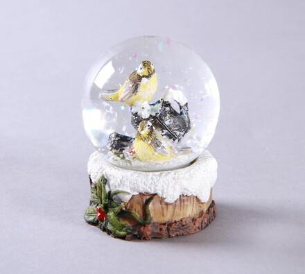 Sněžítko s ptáčky