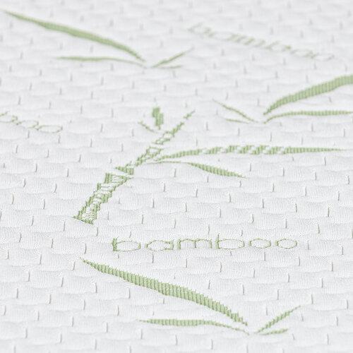 4Home Bamboo Wodoodporny ochraniacz  na materac z gumką, 160 x 200 cm
