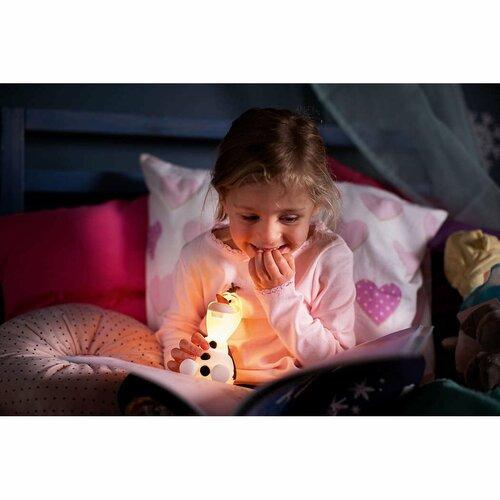 Philips Disney Olaf hordozható világító figura