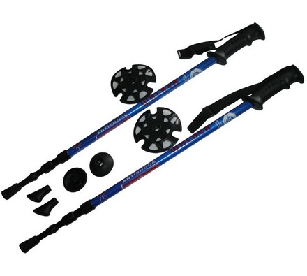 Trekingové hole, Nordic Walking Antishock, Acra