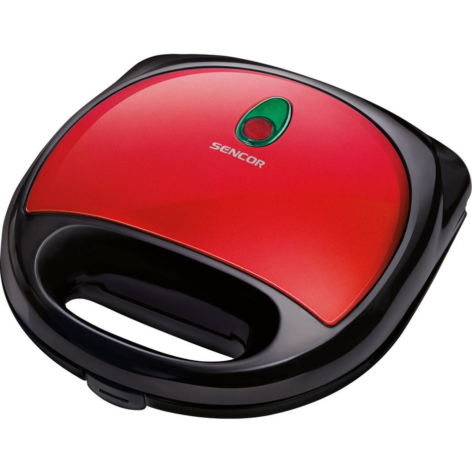 Sencor SSM 4304RD sendvičovač, červená
