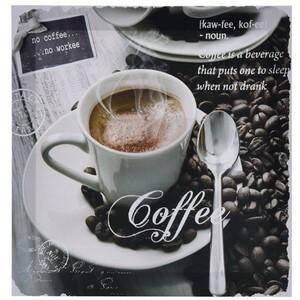 Obraz na plátně Café Sorano, 29 x 29  cm