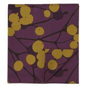 Běhoun na stůl Lumimarja 50 x 160 cm, fialový