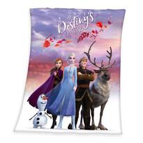 Frozen 2 My destiny's calling gyermek takaró, 130 x 160 cm