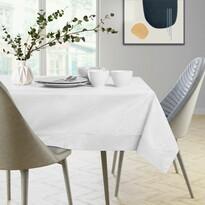 AmeliaHome Obrus Gaia biały, 110 x 110 cm