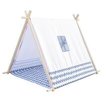 Bino Házikó gyermek sátor, fehér, 125 x 92 x 95 cm
