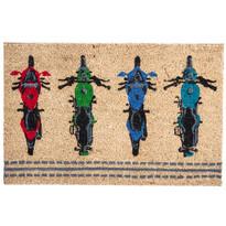 Kokosová rohožka Moto, 40 x 60 cm