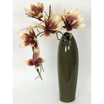 Keramická váza Acre zelená, 43 cm