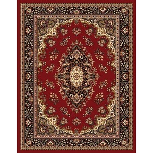 Kusový koberec Samira 12001 red, 160 x 225 cm