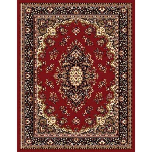 Spoltex Kusový koberec Samira 12001 red, 60 x 110 cm