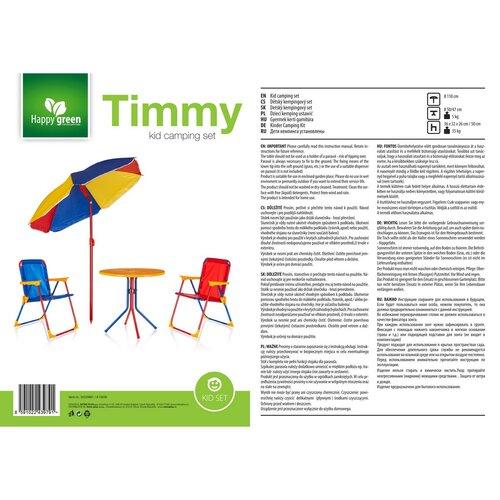 Happy Green Dětský zahradní set Timmy, 4 ks