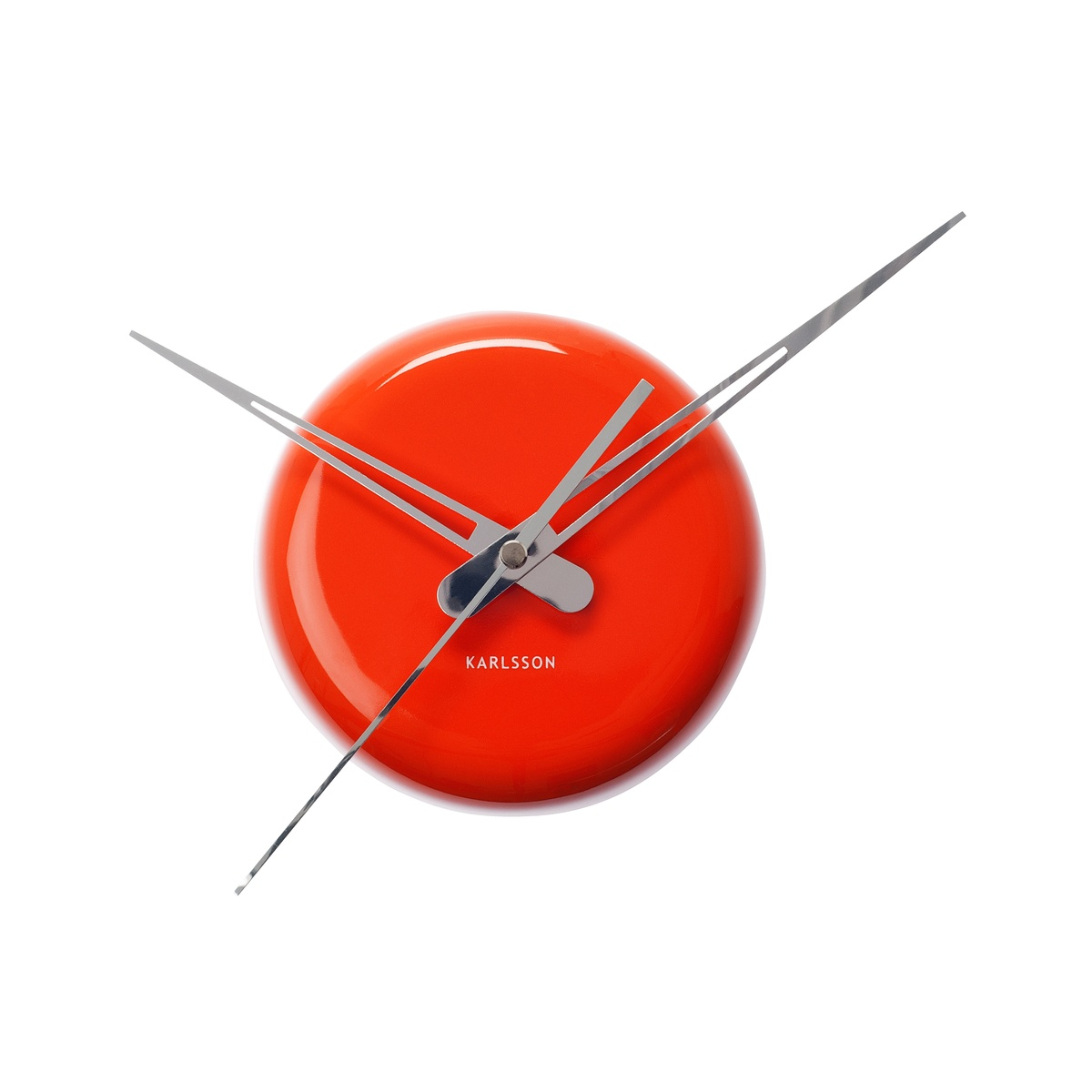 Karlsson 5452OR nástenné hodiny