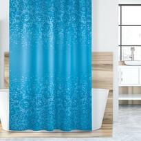 Zasłona prysznicowa Mozaika niebieski, 180 x 200 cm