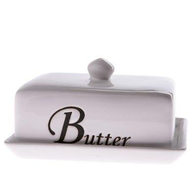 Kerámia Vajtartó Butter  16,5 x 12 x 9,5 cm