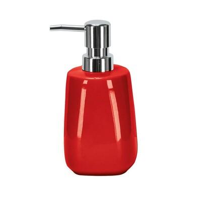 Dozator săpun Kleine Wolke Cone, roşu