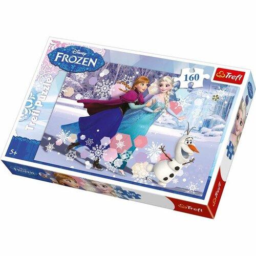 Trefl Puzzle, Jégvarázs, 160 részes