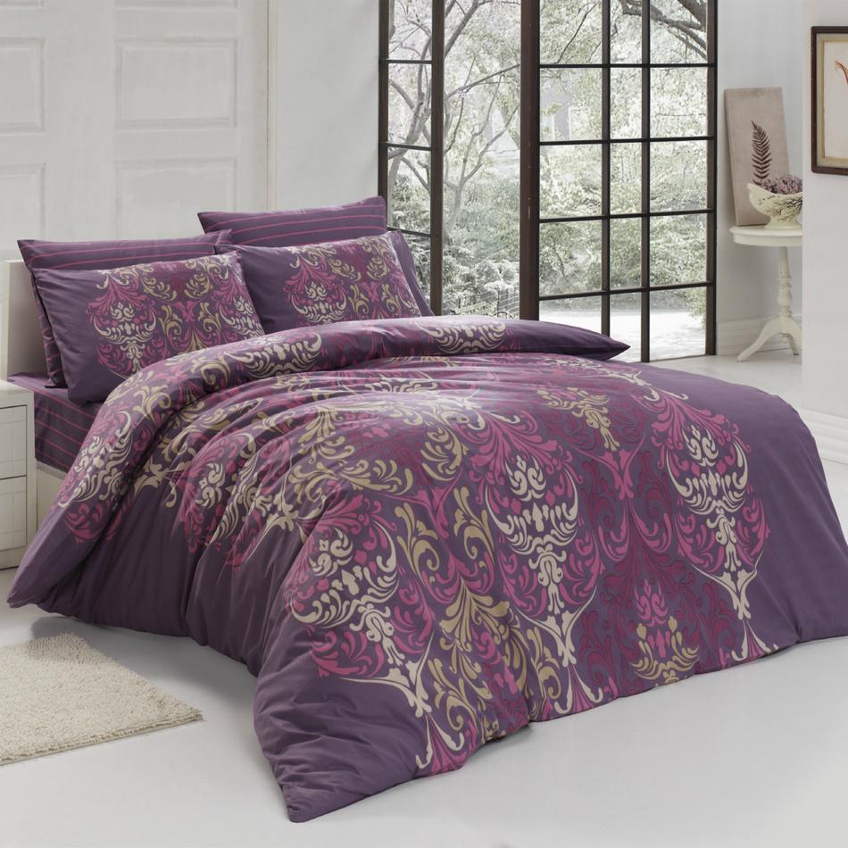 Night in Colours Bavlnené obliečky Lolita, 140 x 200 cm, 70 x 90 cm