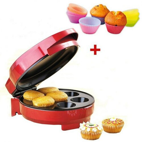 Concept MF-3030 muffinovač + darček silikónové košíčky