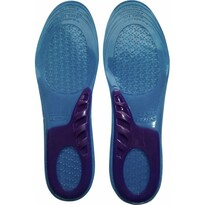 Gelové vložky do bot Comfort pánské, modrá