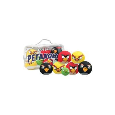 Hra Angry Birds petanque