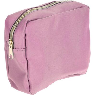 Playa kozmetikai táska, rózsaszín, 17,5 x 13 x 5 cm