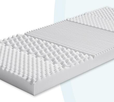 Pěnová matrace do postele, 90 x 195 cm