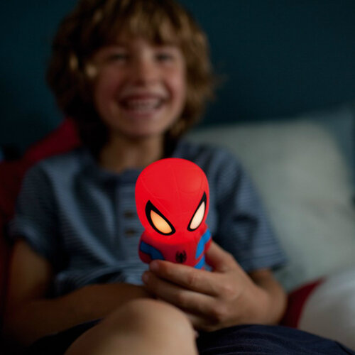 Philips Disney Svítidlo do ruky Spiderman