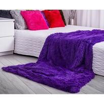 Pătură Domarex Corona, violet, 150 x 200 cm