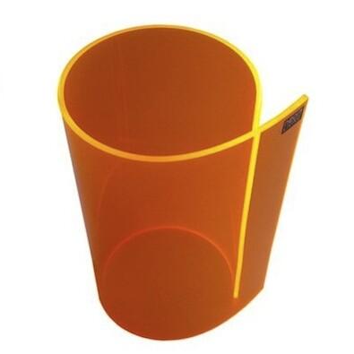 Stojánek Paperdee na papírové utěrky, oranžový