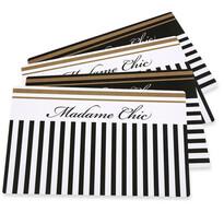 Altom Prestieranie Madame Chic, 28 x 43 cm, sada 4 ks