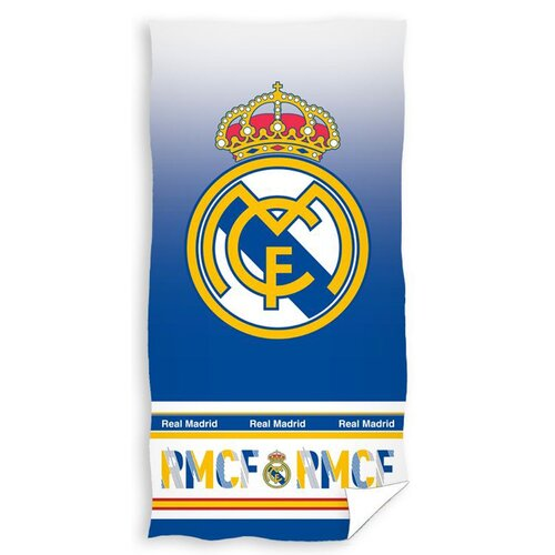 Osuška Real Madrid RMCF, 70 x 140 cm