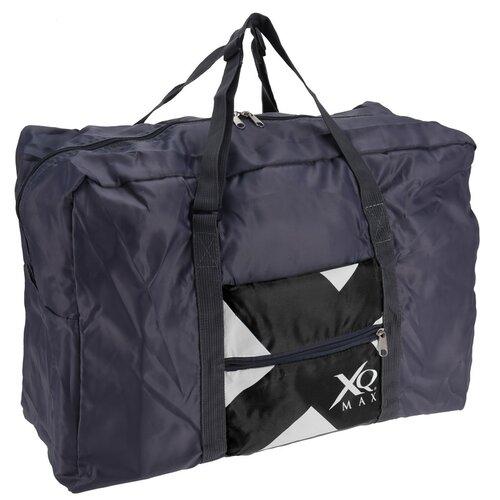 Skladacia športová taška Condition čierna, 55 l