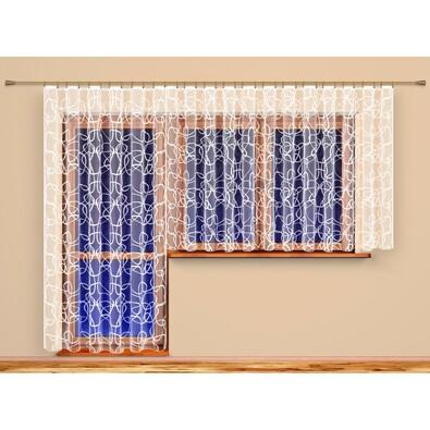 4Home Záclona Terezie, 300 x 175 cm