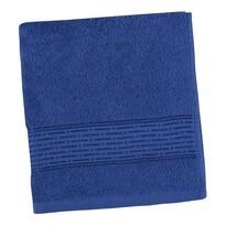 Ręcznik Kamilka Pasek ciemnoniebieski