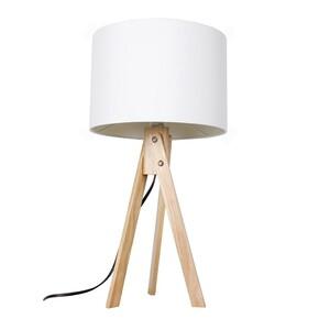 Tempo Kondela Stolní lampa Lila 1, bílá