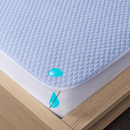4Home Cooler Körgumis vízhatlan hűsítő matracvédő, 180 x 200 cm + 30 cm