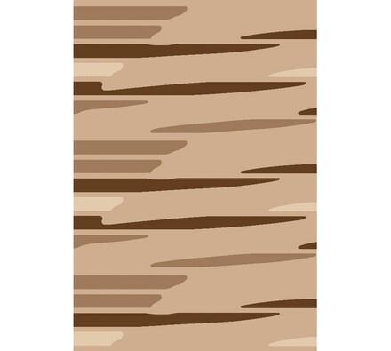 Kusový koberec Pruhy, 80 x 150 cm
