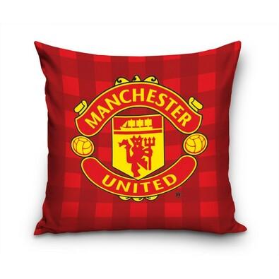 Polštářek Manchester United Clasic, 40 x 40 cm