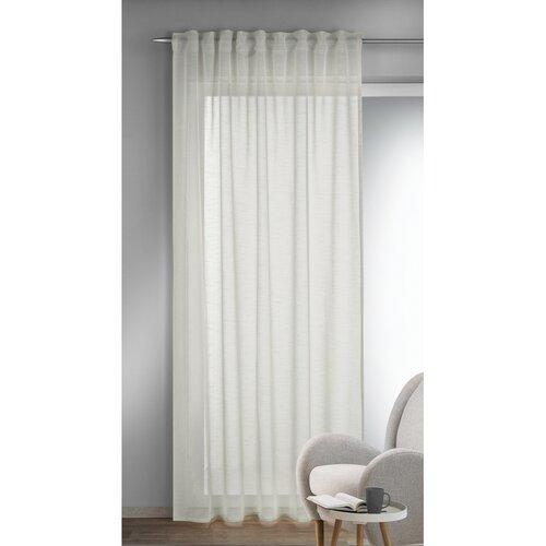 Albani Leon függöny, fehér, 135 x 245 cm