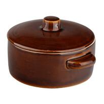 Altom Garnek ceramiczny z pokrywką, 1 l