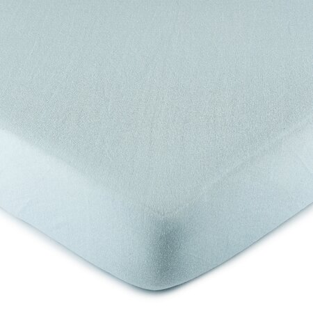 4Home jersey prostěradlo světle modrá, 160 x 200 cm