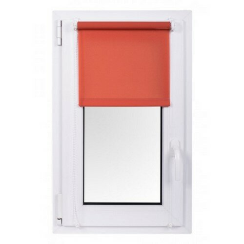 MINI Rainbow Line redőny, piros, 62 x 150 cm